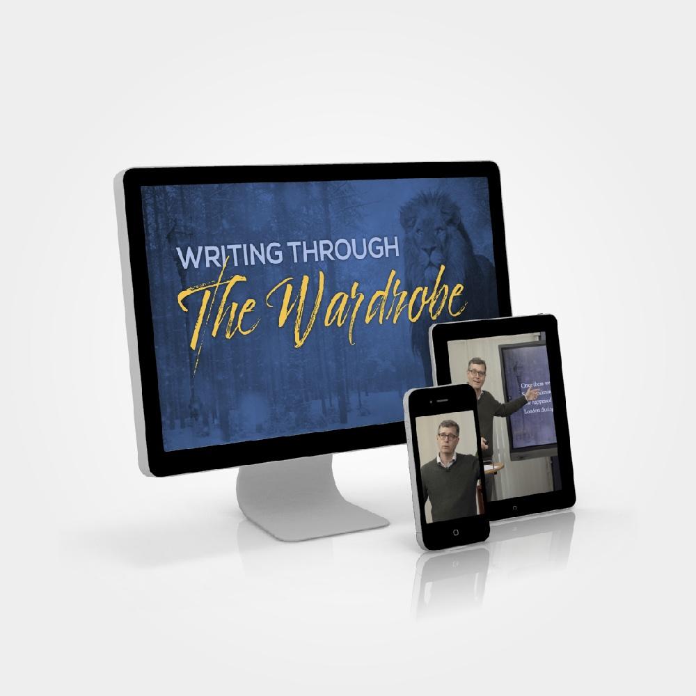 Writing Through the Wardrobe