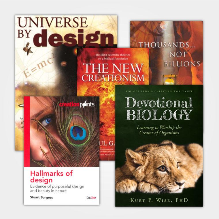 Creation Book Bundle